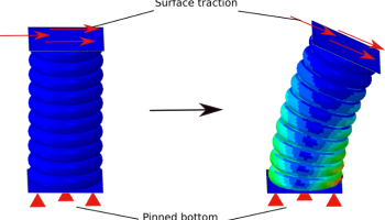 Instructions to use abaqus simulation files from tutorials | Learn